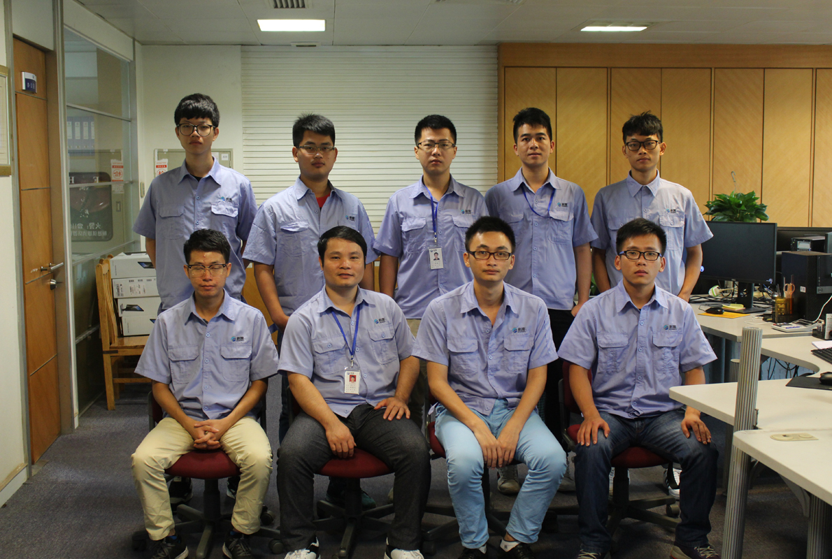 技术部团队